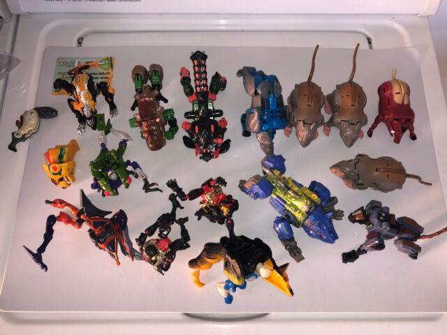 1996 Transformers Beast Wars Figure Lot