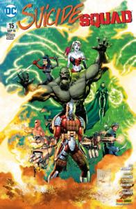 Humour Suicide Squad 15 (rebirth) - Allemand-panini-bd-article Neuf-afficher Le Titre D'origine à Distribuer Partout Dans Le Monde