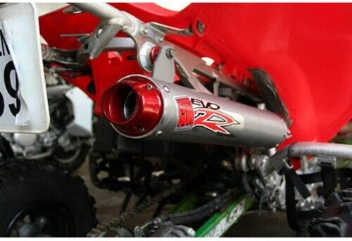 NEW EVO R Slip-On Exhaust 09-15502 HONDA TRX450R 2006-2014 BIG GUNS