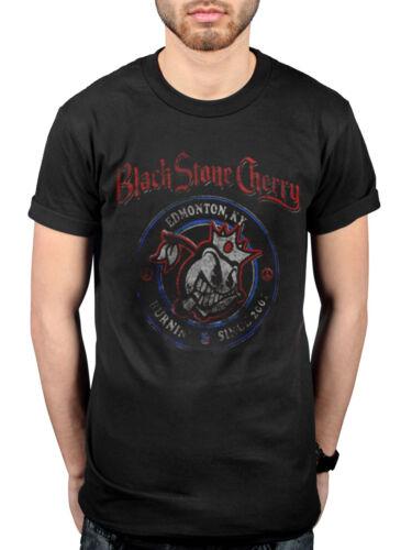 Officiel Blackstone Cherry depuis 2001 T-Shirt Kentucky Family Tree pluie Wizard