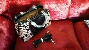 New-Fashion-Lady-Patent-Leather-Purse