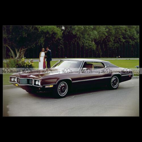 #pha.003788 Photo FORD THUNDERBIRD HARDTOP COUPE 1970 Car Auto