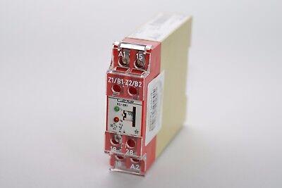 NOS 230 VAC Riese RS-TMSV Zeitrelais Kaltleiterauslöserrelais Relay