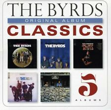 Original Album Classics [Box] by The Byrds (CD, Aug-2013, 5 Discs, Legacy)