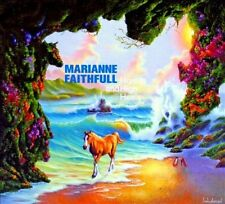 MARIANNE FAITHFULL - Horses and High Heels - Naive CD [Digipak]
