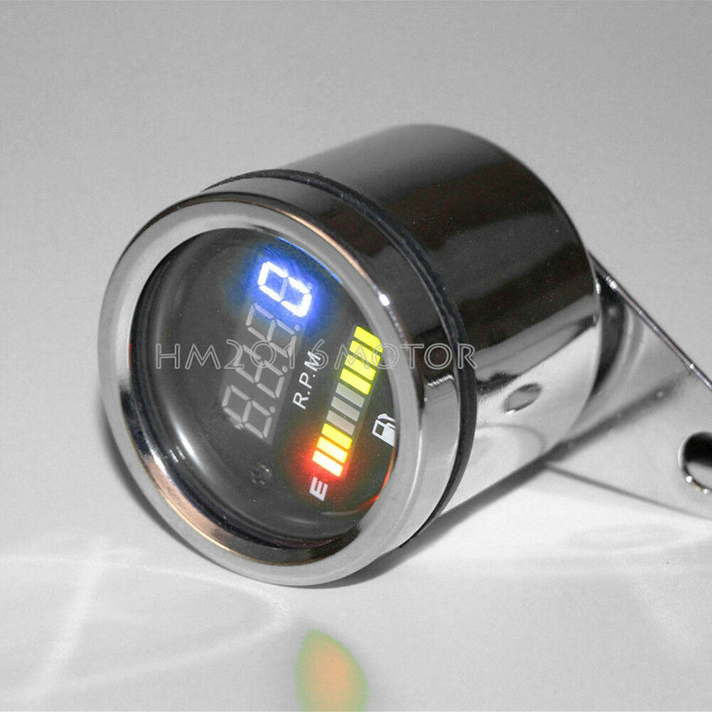 Suzuki Vl 1500 Wiring Diagram: LED Tachometer & Fuel Gauge Fit Suzuki Intruder Volusia VL
