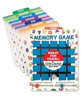 Melissa And Doug Travel Memory Game , New, Free Shipping