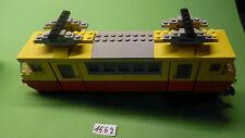 LEGO 12 V Eisenbahn:  Lok Lokaufbau 7740 ohne Motor