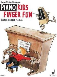 Piano Kids Finger Fun - Etüden - Heumann - Klavier - Aiterhofen, Deutschland - Piano Kids Finger Fun - Etüden - Heumann - Klavier - Aiterhofen, Deutschland