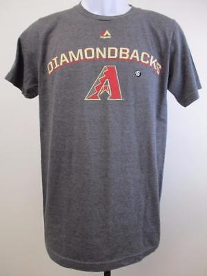 Weitere Ballsportarten Bescheiden Neu Arizona Diamondbacks Herrengrößen S-m-l-xl-2xl Grau Majestic Shirt Reich Und PräChtig Sport