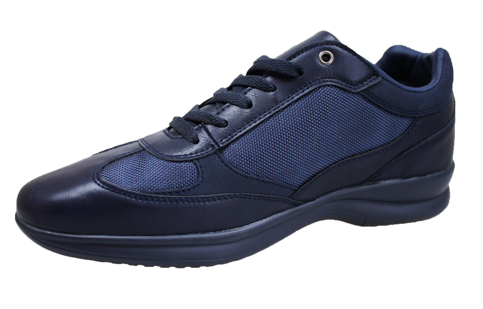 SNEAKERS SHOES MAN DIAMOND blueE CASUAL SHOES NEW LACES number 40 41 42 43 44 45