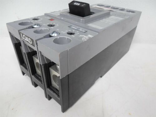 USED ITE HFD63F250 Sentron Series Circuit Breaker 250A Frame 250A Trip Flawed