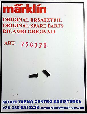 2019 Nuovo Stile Marklin 75607 756070 Vite (2pz) - Schraube Senk (2 Stück) M3 X 9,0 Mm. I Colori Stanno Colpendo