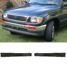 Front Bumper Grille Headlight Filler Trim Panels Set For 95 97 Toyota Tacoma 2wd Fits 1996 Toyota Tacoma