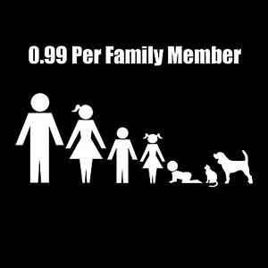 Family Member Car Stickers Family Figures Car Decals For Car - Family car sticker decalsfamily car decals ebay