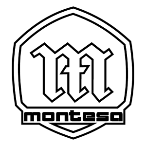 MONTESA Ensayos Vinilo Calcomanía//Pegatina