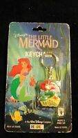 Disney The Little Mermaid Keychain 1989