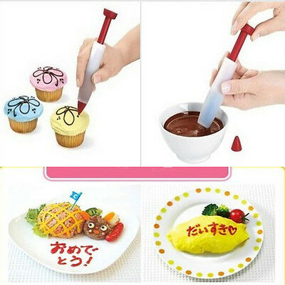 New Silicone Decorating Pen, cake decorating tools, your cake more personalized.