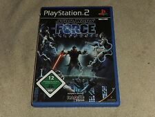 Star Wars The Force Unleashed Sony Playstation 2