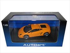 LAMBORGHINI GALLARDO LP560-4 ORANGE 1/43 DIECAST MODEL CAR BY AUTOART 54616