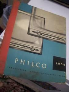 Details about PHILCO Radio Service Repair Manual Auto Truck Radio CD