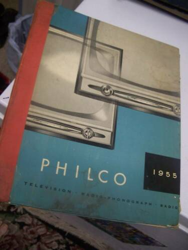 PHILCO Radio Service Repair Manual Auto Truck Radio  CD