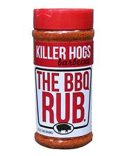 Killer Hogs The BBQ Rub Barbecue Seasoning 12oz