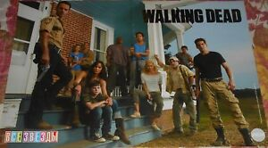 The-Walking-Dead-TV-Show-Magazine-Poster-A3