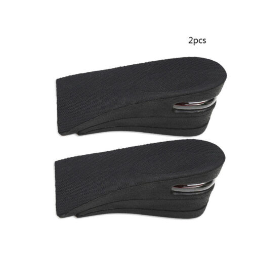 3-9cm Shoes Insoles Air Cushion Height Increase Heel Inserts Taller Lifts Pad