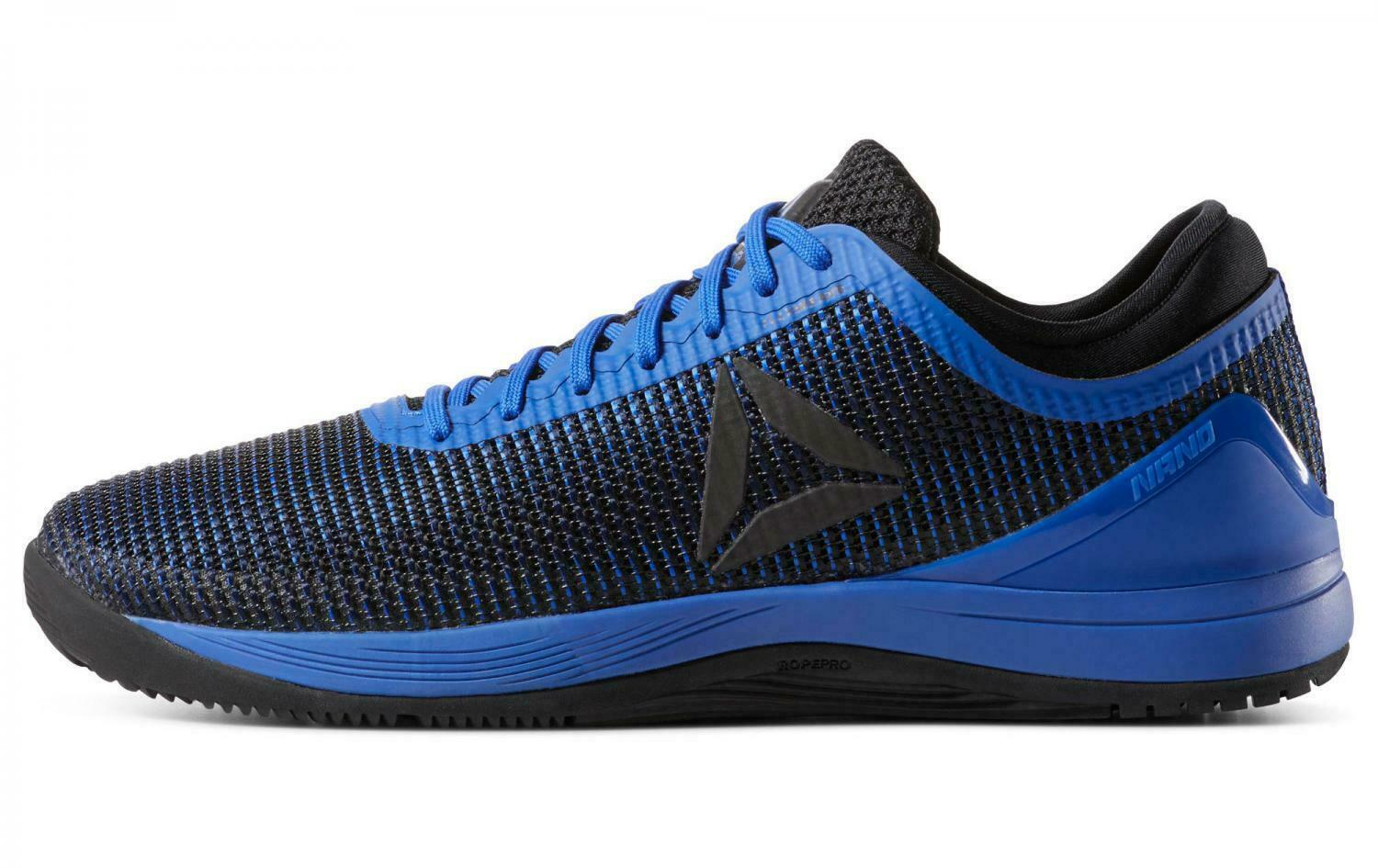NEW MENS REEBOK CROSSFIT NANO 8.0 FLEXWEAVE TRAINING SHOES - IN STOCK