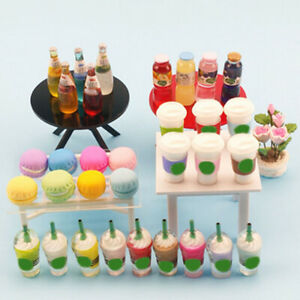 1-12-Dollhouse-Miniature-Furniture-Table-for-kitchen-Bedroom-JC-w