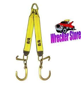 G70-WRECKER-TOW-TRUCK-V-STRAP-V-BRIDLE-J-Mini-J-Rollback-Car-Carrier-Hauler