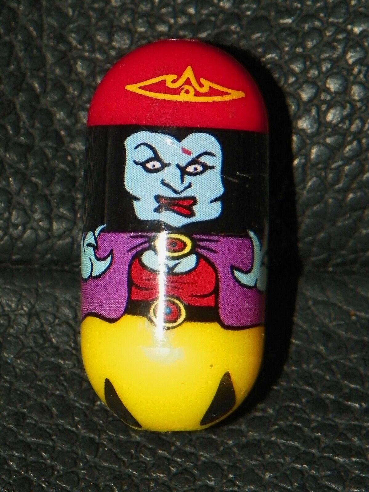 NEW 2003 MIGHTY BEANZ Original Series 1 EVIL QUEEN BEAN Fairytale Team