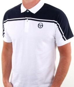 9ce57f8a6df3 Sergio Tacchini New Young Line Polo Tennis Shirt - Mcenroe Borg ...