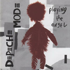 SACD-HYBRID-DVD-DEPECHE-MODE-PLAYING-THE-ANGEL-RARE-COLLECTOR-COMME-NEUF-2005
