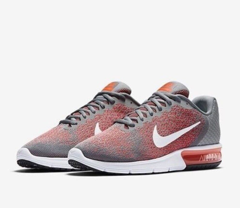 online store 0a9a9 ac782 Nike NEW Mens Air Max Sequent 2 2 2 shoes 855461-008 size 11 100
