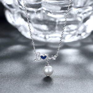 925-Sterling-Silver-Simulated-Sapphire-Pendant-Necklace-20
