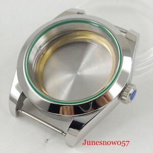 40mm-Stainless-Sapphire-Watch-Case-Fit-ETA-2836-Miyota-8215-821A-Movement