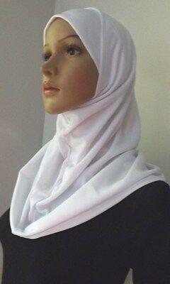 Fashion 2 Piece Amira Hijab Muslim NEW Hijab Islamic Scarf (Multi colors) .