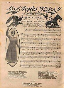 Journee-Francaise-Partition-Musique-Renee-de-Buxeuil-amp-Maurice-Boukay-WWI-1915