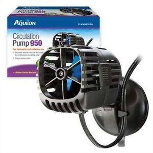 Aqueon-950-Circulation-Pump-For-Fresh-amp-Salt-Water-Use-NEW