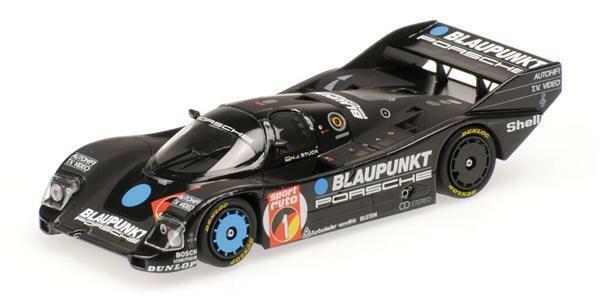 Minichamps Porsche 962C bluepunkt  43 400866801