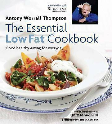 The Ultimate Low Fat Cookbook, Worrall Thompson, Antony, Good Book