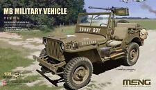 Helller 1:72 Willys MB Jeep /& Trailer HEL79997