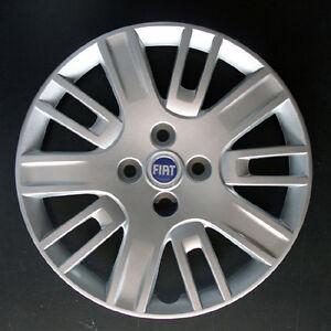 Coppe-Ruota-Copricerchi-FIAT-DOBLO-039-dal-2006-15-039-pollici-logo-blu-set-4-pezzi