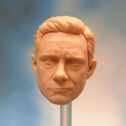 "ML280 Everett Ross Custom Cast sculpt use w//Marvel Legends 6/"" fig Black Panther"