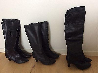 Find Over Knee Støvler på DBA køb og salg af nyt og brugt