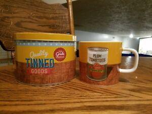 TYPHOON-PLUM-TOMATOES-COFFEE-MUG-IN-GIFT-TIN-NEW