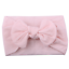 Kids Girls Baby Toddler Turban Knotted Bow Hat Cap Headband Hair Band Headwear