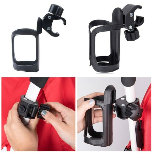 Bike Cup Holder Mount Drink Bicycle Handlebar Cycling Beverage Water Bottle Cage